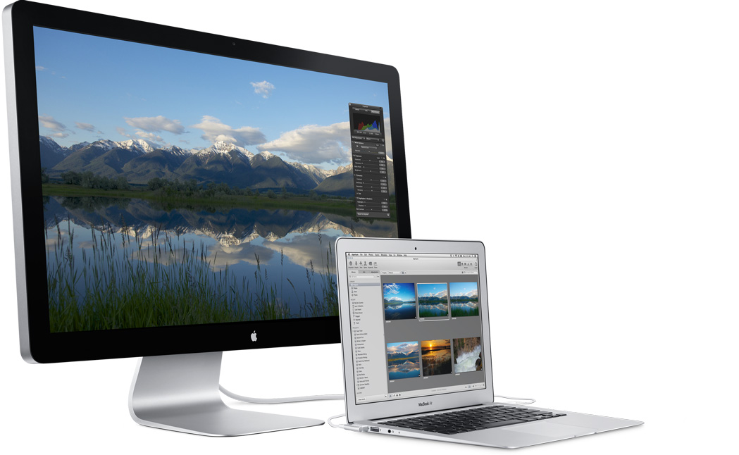 Picture of Apple Thunderbolt Display